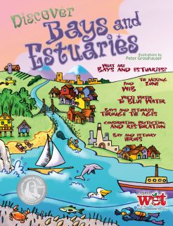 Discover Bays and Estuaries, KIDs Activty Booklet PDE EBOOK