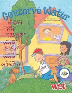 Conserve Water, KIDs Activity Booklet PDF EBOOK