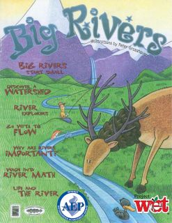 Big Rivers KIDs Activity Booklet, PDF EBOOK