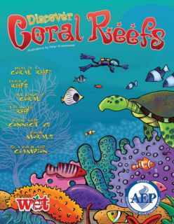 Discover Coral Reefs, KIDs Activity Booklet PDF EBOOK