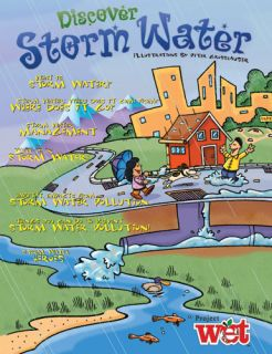 Discover Storm Water, KIDs Activity Booklet PDF EBOOK
