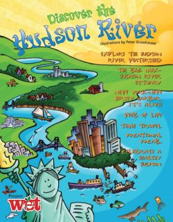 Discover the Hudson River, KIDs Activity Booklet PDF EBOOK