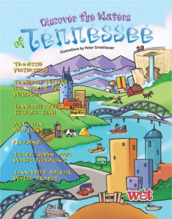 Discover the Waters of Tennessee, KIDs Activity Booklet PDF EBOOK