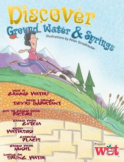 Discover Ground Water and Springs KIDs Activity Booklet, PDF EBOOK