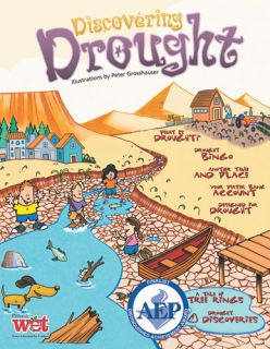 Discovering Drought, KIDs Activity Booklet, PDF EBOOK