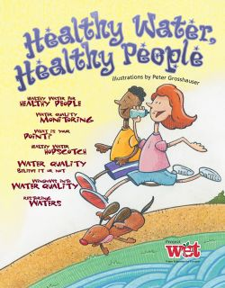 Healthy Water, Healthy People KIDs Activity Booklet PDF EBOOK