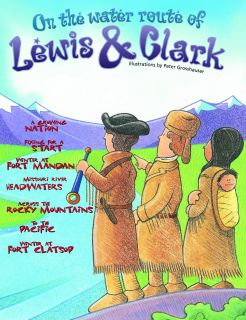On the Water Route of Lewis and Clark KIDs Activity Booklet, PDF EBOOK