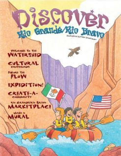 Discover Rio Grande/Rio Bravo KIDs Activity Booklet, PDF EBOOK