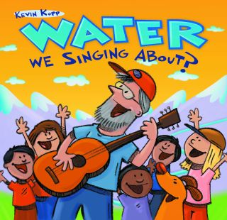 """Water We Singing About?"" CD"