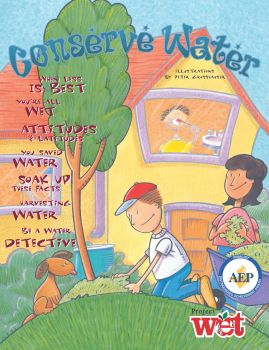 Conserve Water KIDs Activity Booklet