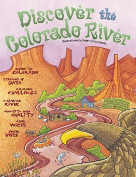 Discover the Colorado River KIDs Activity Booklet PDF EBOOK