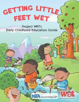 Getting Little Feet Wet Cover