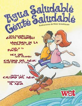 Healthy Water, Healthy People (SPANISH) KIDs Activity Booklet