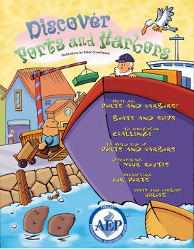 Discover Ports and Harbors KIDs Activity Booklet
