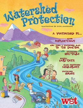 Watershed Protection KIDs Activity Booklet, PDF EBOOK