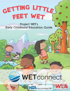 Getting Little Feet Wet Digital Edition with WETconnect