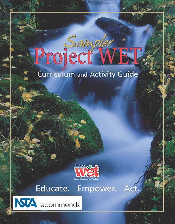 Project WET Curriculum and Activity Guide Sampler 2.0